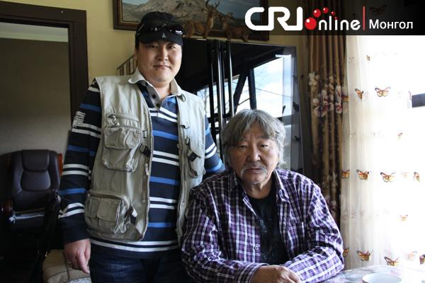 Бавуугийн Лхагвасүрэн: Миний амьдрал Монголын соёл урлагт зориулагдсан